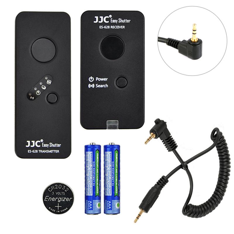 Anschluss kompatibel mit Olympus RM-CB2 Funk-Fernsteuerung JJC ES ...